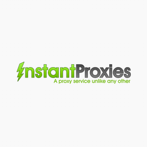 cheapest-shared-proxies-instantproxies-logo